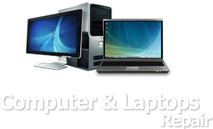 Computer and Laptops Repairs